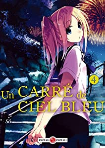 Un Carré de Ciel Bleu Edition simple Tome 4
