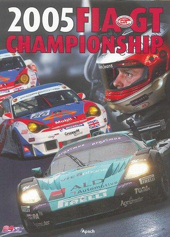 FIA GT Championship 2005 : Edition bilingue français-anglais
