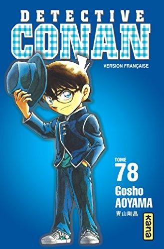 Detective Conan (78) : Détective Conan