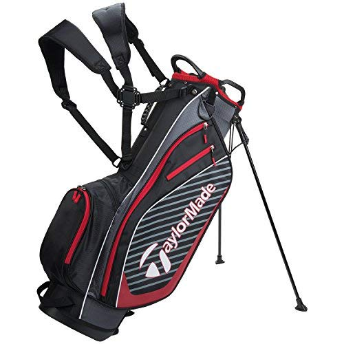 TaylorMade Golf 2018 Pro Stand 6.0 Stand Bag Mens Carry Bag...