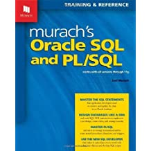 Murach's Oracle SQL and PL/SQL (Training & Reference) by Joel Murach (2008-08-01)