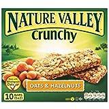 Nature Vallée Barres Granola Croquant - Avoine Et Noisette (5X42G)
