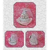 Giulietta la sposa Mouse Tabella Edizione Limitata con perline e