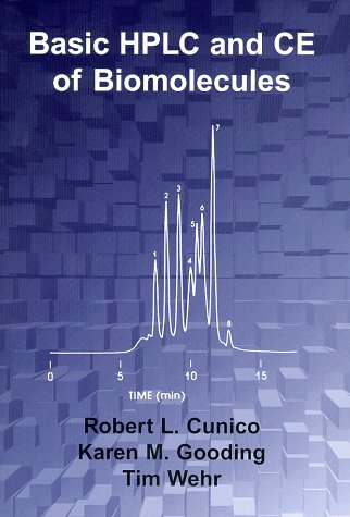 Basic Hplc and Ce of Biomolecules - Laboratories Ds High-performance