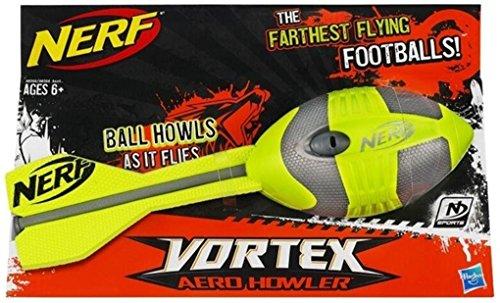 Kinder Garten Spiel Spielzeug in den Entferntesten Flying Fußball Nerf Vortex Mega Heuler