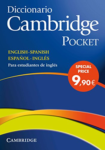 Diccionario Bilingue Cambridge Spanish-English Flexi-cover Pocket edition por VV.AA.