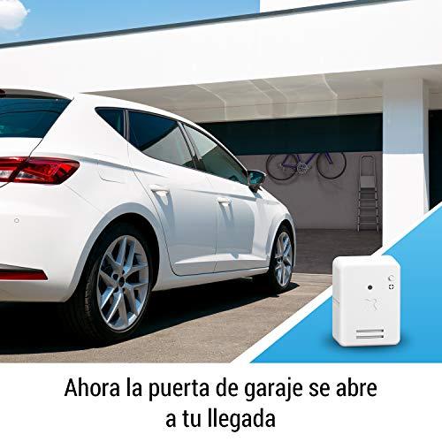 Baintex-Easy-Parking-Apertura-automtica-Puerta-de-Garaje-sin-mandos-ni-Llaves-ni-Tarjetas-ni-Acceder-al-mvil-para-Abrir-Compatible-con-Cualquier-Puerta-de-Garaje-Funciona-sin-Internet