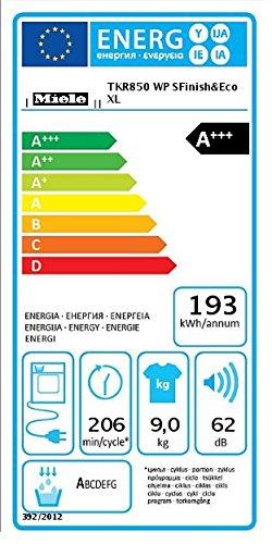 Wärmepumpentrockner Miele TKR850WP - 2