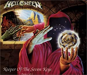 Keeper of the Seven Keys +2
