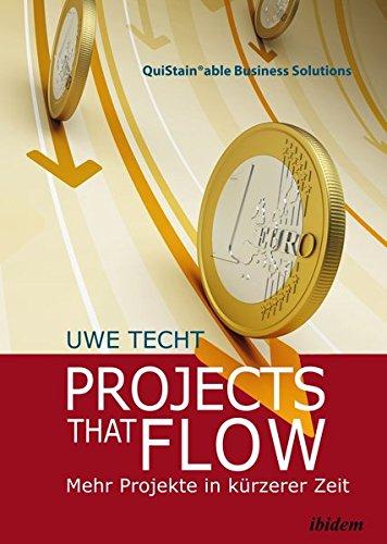 Projects that Flow. Mehr Projekte in kürzerer Zeit: Die Geheimnisse erfolgreicher Projektunternehmen (QuiStainable Business Solutions)
