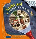 Nachts auf dem Bauernhof: Licht an!