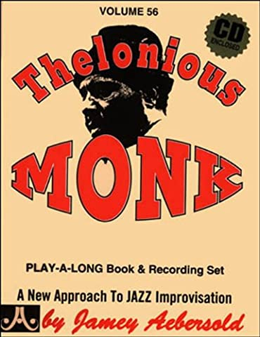 THELONIOUS MONK - VOLUME 56 - CD INCLOSED