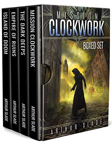 Mission Clockwork Complete Boxed Set (English Edition) -