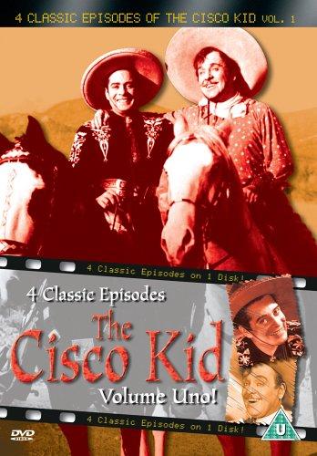 the-cisco-kid-four-classic-episodes-vol-1-import-anglais
