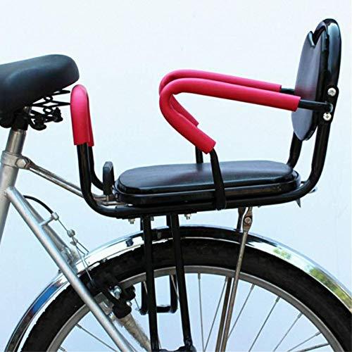 ZXCETZY Fahrrad spezielle Baby sicherheitssitz Sicherheit hinten Baby kindersitz Batterie Auto Kind Zaun Stuhl