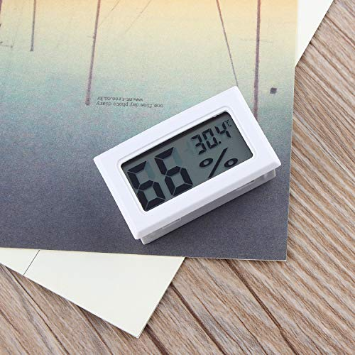 Professionelle Mini Digital LCD Thermometer Hygrometer Luftfeuchtigkeit Temperatur Meter Indoor Digital LCD Display Sensor -