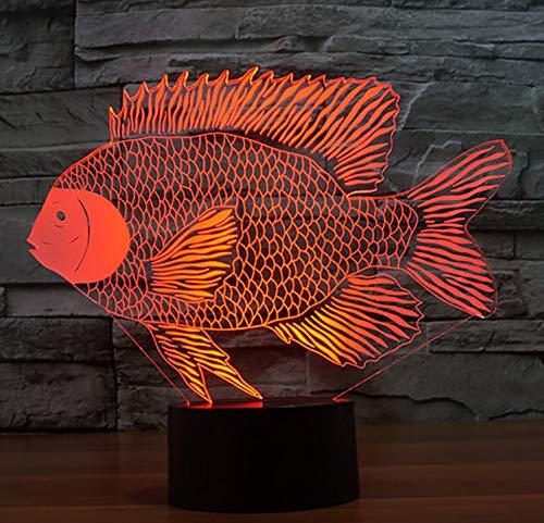 ndern 3D Visuelle Bleistift Modell Tischlampe Led Neuheit Nachtlicht Stiftform Arbeitszimmer Wohnkultur Kinder Geschenke ()