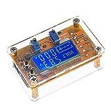 KKmoon LCD Digital DC-DC Einstellbar Step down Spannungsversorgung über USB Lademodul DIY Kit Konstante Spannung Strom Voltmeter Amperemeter Spitzenstrom 5A