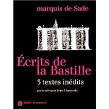 Ecrits de la Bastille