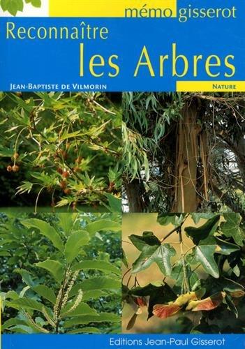 Reconnaître les arbres - MEMO par DE VILMORIN Jean-Baptiste