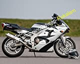 Motorrad-Verkleidung für Kawasaki Ninja ZX6R 2000 2001 2002 ZX 6R ZX-6R ZX 6 R 636 ZX636 ZX-636 00 01 02 (Spritzguss)