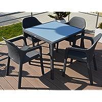 Suchergebnis Auf Amazonde Für Granit Tisch Gartenmöbel Zubehör
