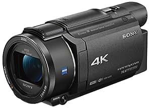 Sony FDR-AX53 Ultra HD Camcorder schwarz