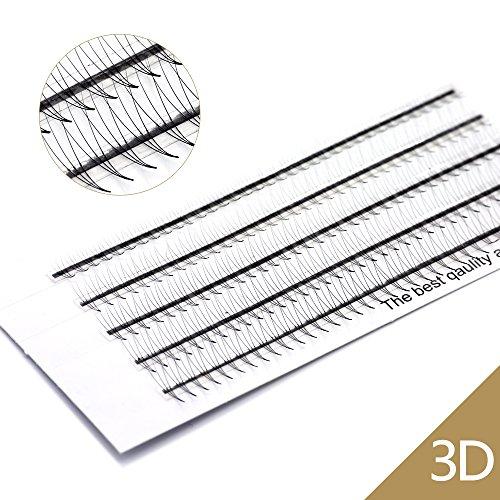 Extensiones pestañas 3D Volumen racimo