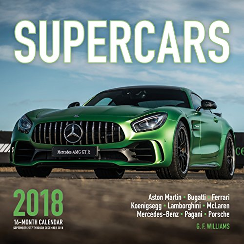 DOWNLOAD Supercars 2018: 16 Month Calendar Includes September 2017