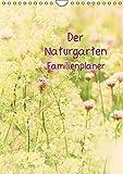Der Naturgarten Familienplaner (Wandkalender 2015 DIN A4 hoch): Dieser Familenplaner bietet die Möglichkeit bis zu 5 Personen zu managen. Freundliche das ganze Jahr. (Monatskalender, 14 Seiten)
