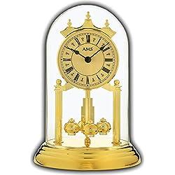 AMS Uhrenfabrik Clock, Gold
