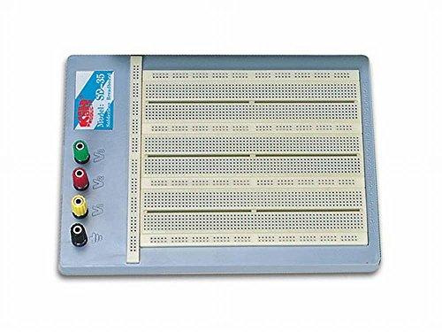 Velleman Qualitativ hochwertige steckplatine - 2420 locher