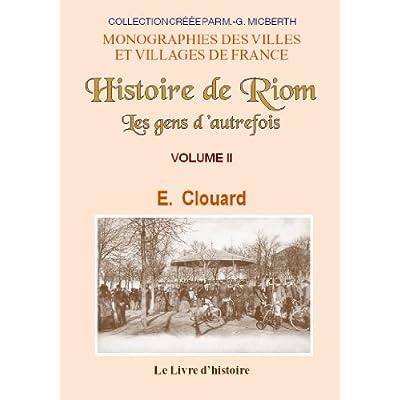 Histoire De Riom Pdf Download Niknate