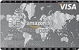 Die Amazon.de VISA Karte