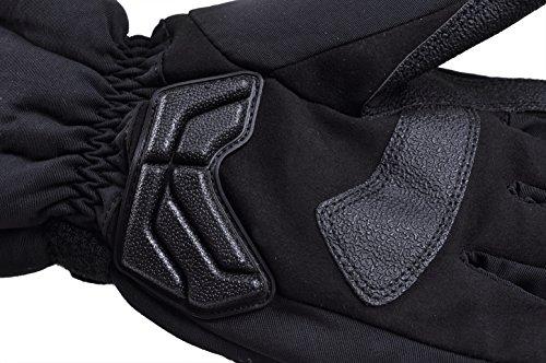 Madbike Motorrad-Handschuhe wasserdicht Winter - 9