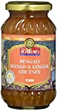 Truly Indian Mango-Ingwer Chutney