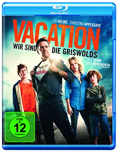 Vacation – Wir sind die Griswolds [Blu-ray]