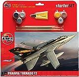 Airfix A55301 Tornado F3 1:72 Scale Model Large Starter Set