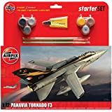 Airfix A55301 Tornado F3 1:72 Scale Model Large Starter Set
