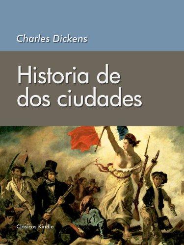 Historia de dos ciudades (Illustrated) por Charles Dickens