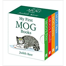 My First Mog Books (Little Library)