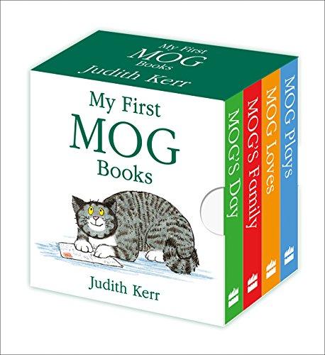 My First Mog Books (Little Library) por Judith Kerr