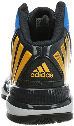 adidas Own the game - blau / schwarz
