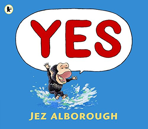 Yes por Alborough Jez