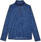 adidas Men's Ultimate Tech 1/4 Zip Pullover, Collegiate Navy, X-Large