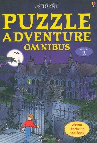 Puzzle Adventure Omnibus: v. 2 (Usborne Puzzle Adventures): v. 2 (Usborne Puzzle Adventures) by Martin Oliver (2007-07-27)