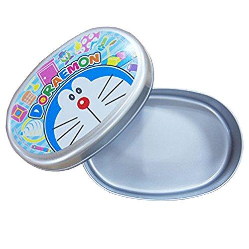 Oh SK Doraemon (No. 3) (mit Partition) Aluminium Kinder Lunch Box M al-5