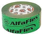 6x Alfa Flex Folienklebeband für Dampfbremse, aggressiv klebendes Dampfsperrklebeband 50 mm x 25 m, entspricht ZVDH & EnEV
