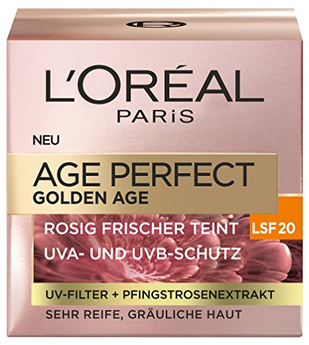 L'Oréal Paris Age Perfect Golden Age Tagespflege LSF20, 1er Pack (1 x 50 ml) -