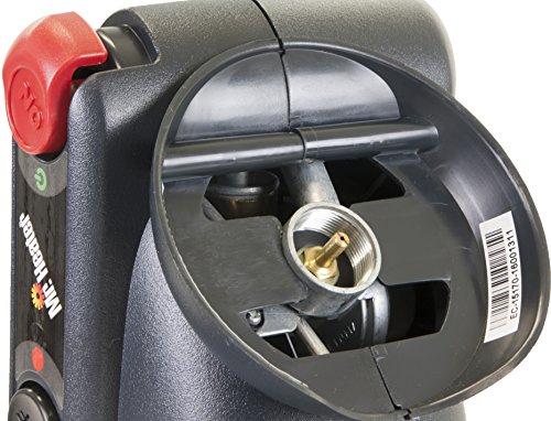 Mr. Heater Little Buddy Gasheizung inkl. Adapter für Gaskartuschen mit 7/16-Gewinde; - 6